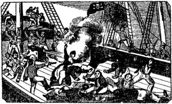 The Death of Jean Lafitte