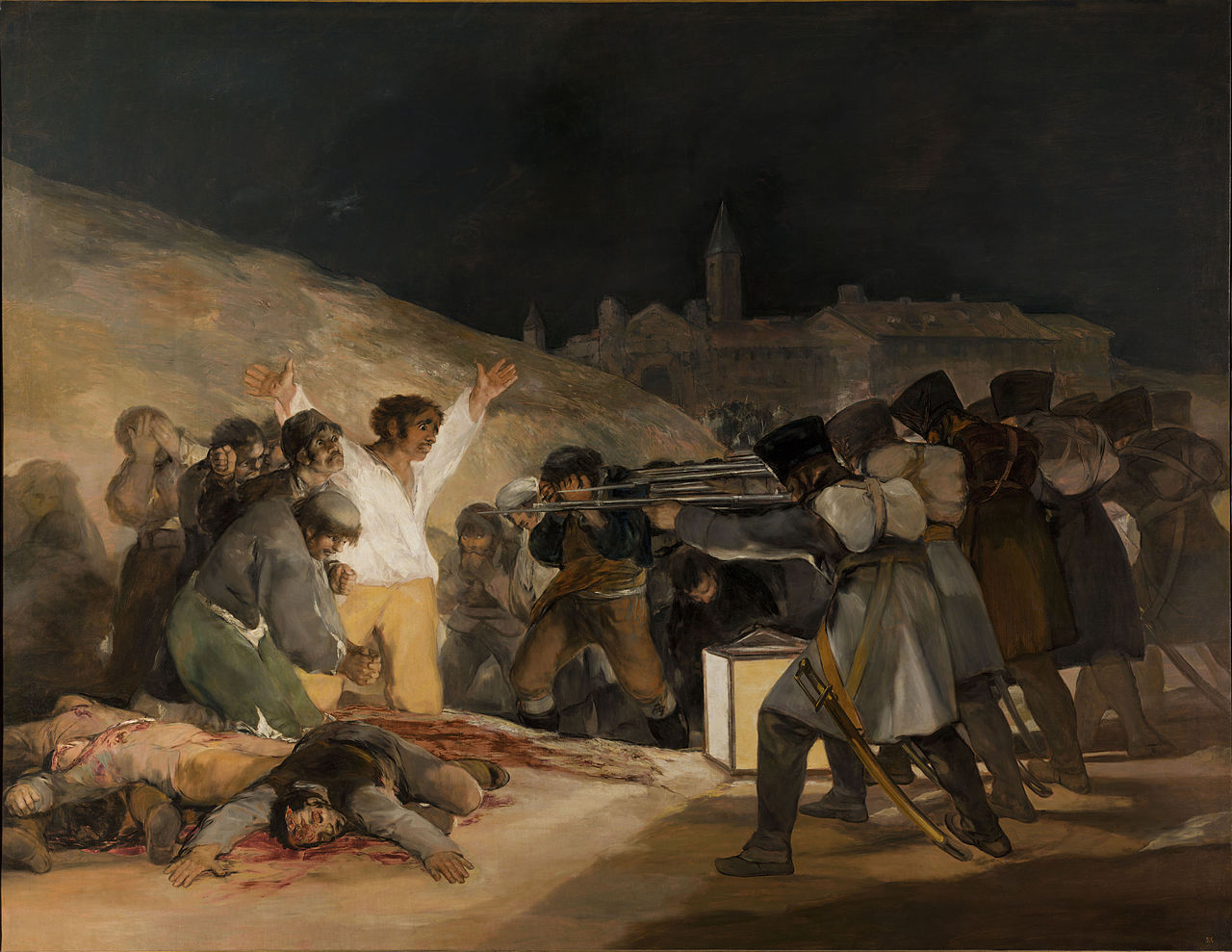 Francisco Goya - The Third of May