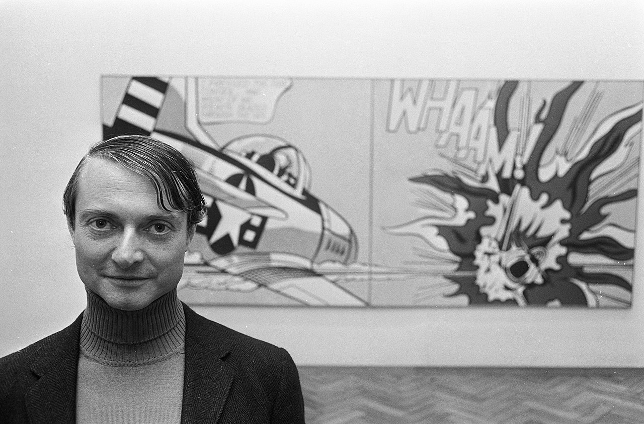 Artists I like – Roy Lichtenstein