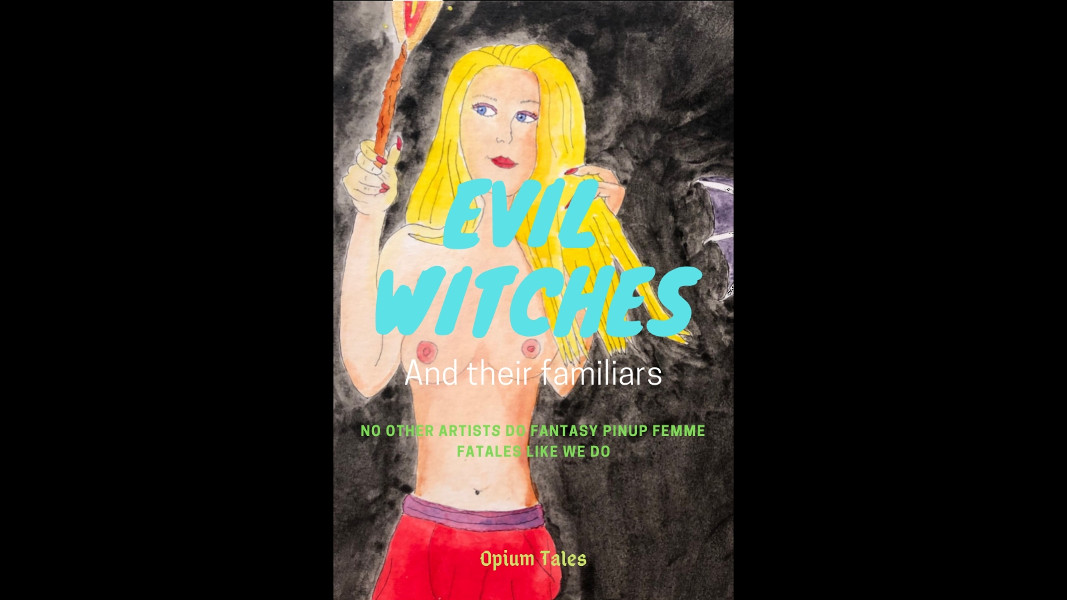 evil witches and their evil familiars