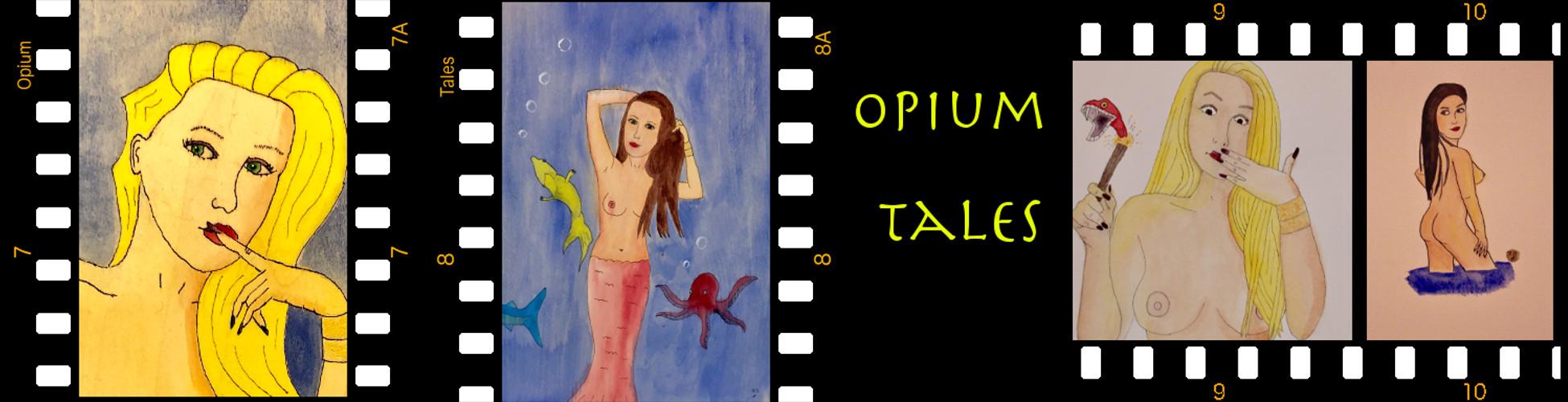 opium tales header