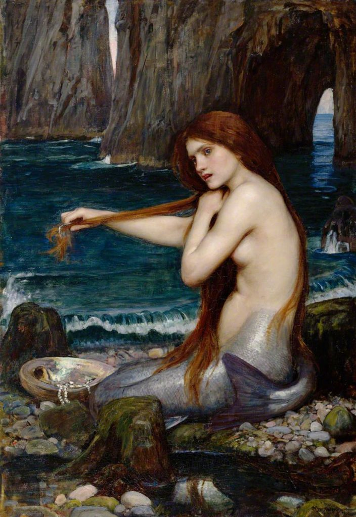 Waterhouse - A Mermaid