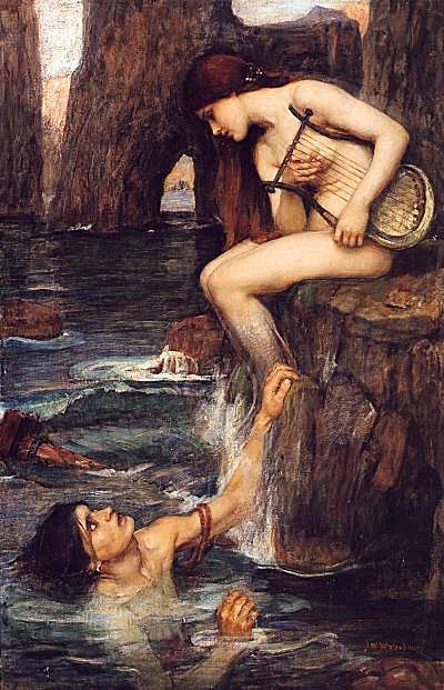 Waterhouse - The Siren