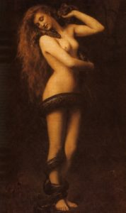 Lilith was the first Succubus