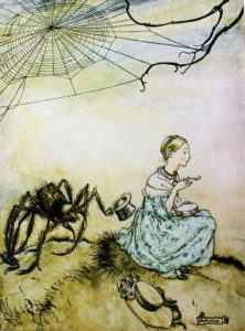 Arthur Rackham – English Artist