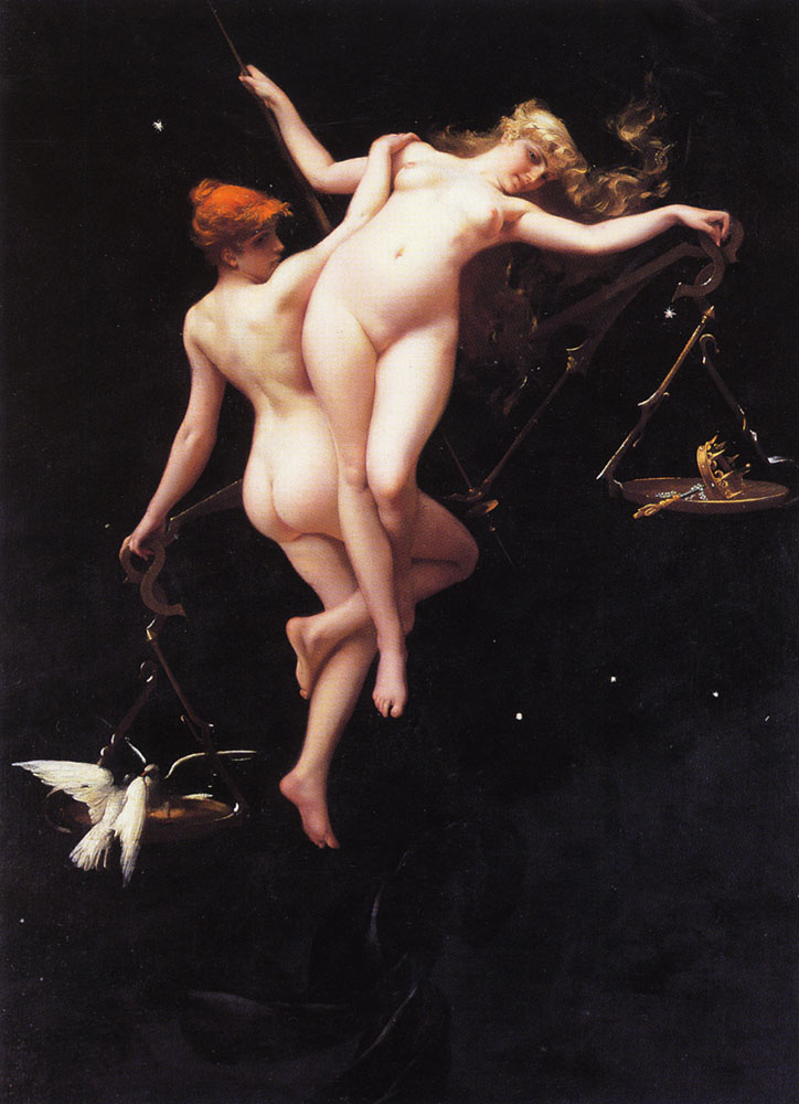 Balance of the Zodiac by Luis Ricardo Folero