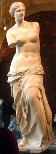 Venus de Milo by Alexandros of Antioch