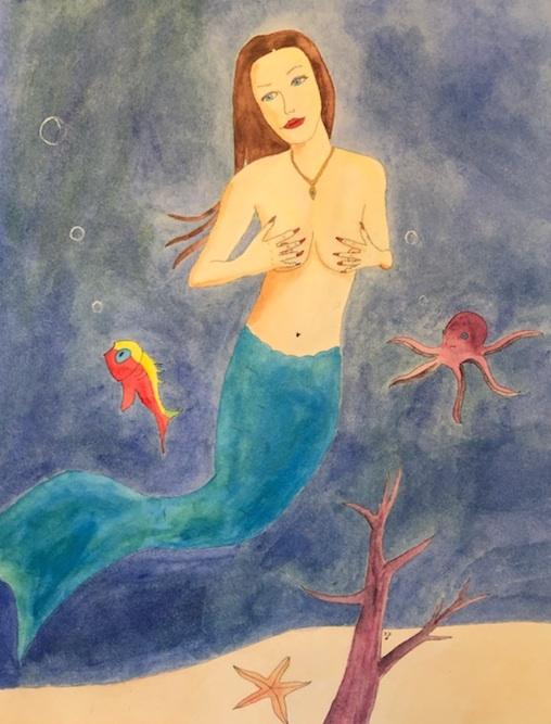 Opium Tales Caribbean Mermaid