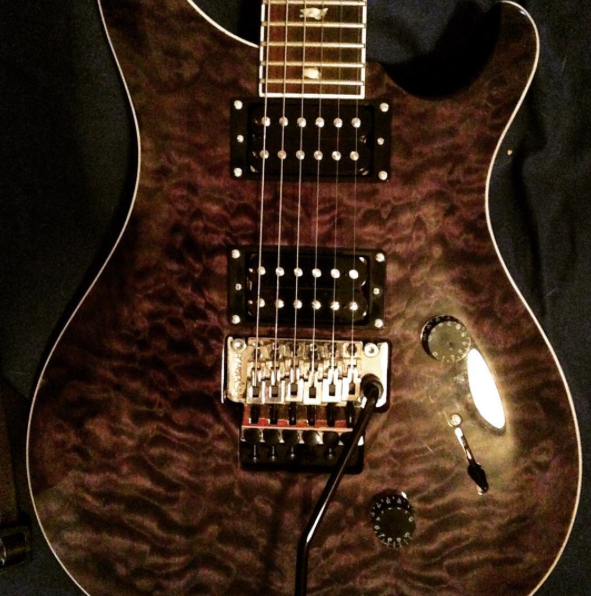 Roman's Paul Reed Smith SE
