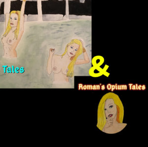 Opium Tales Volume I plus Desktops and Scores