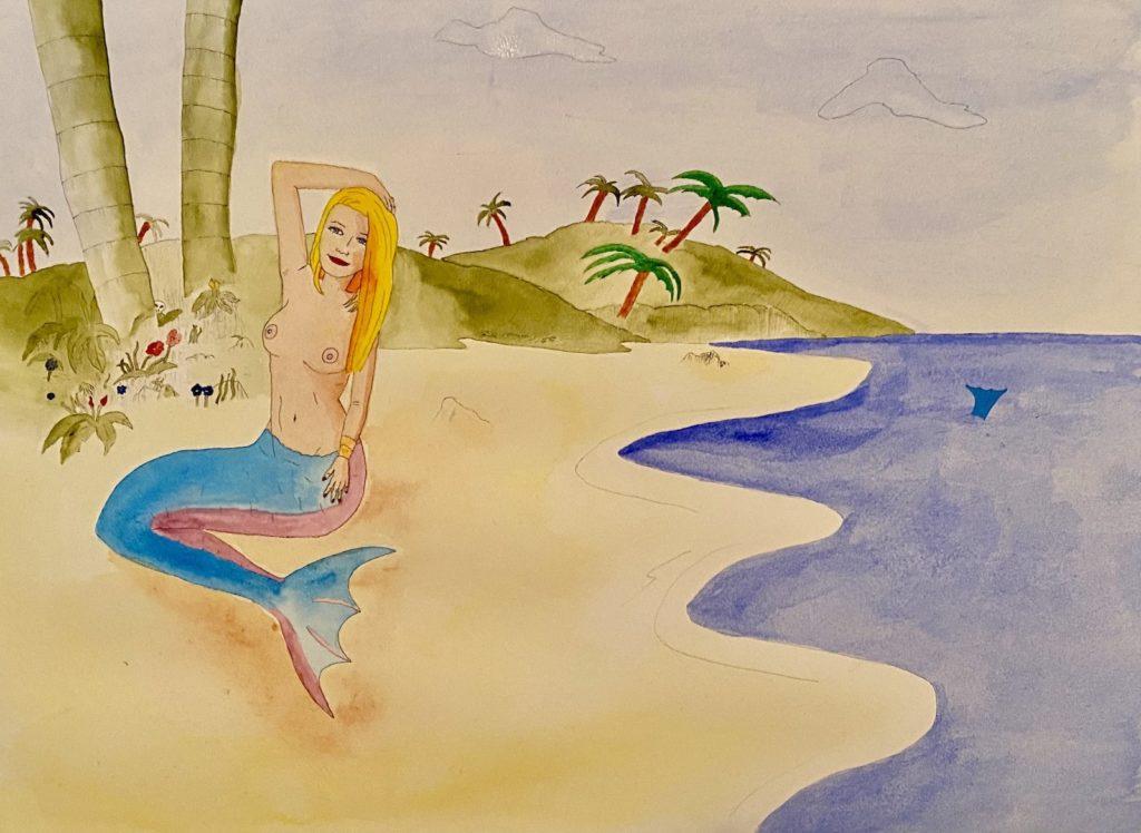 Opium Tales - Mermaid Island