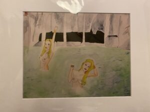 Waterfall Girls – 8×10 Matted print