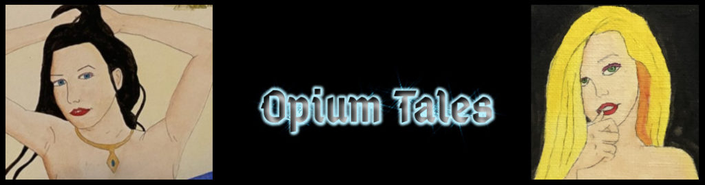 Roxy and Allie for Opium Tales