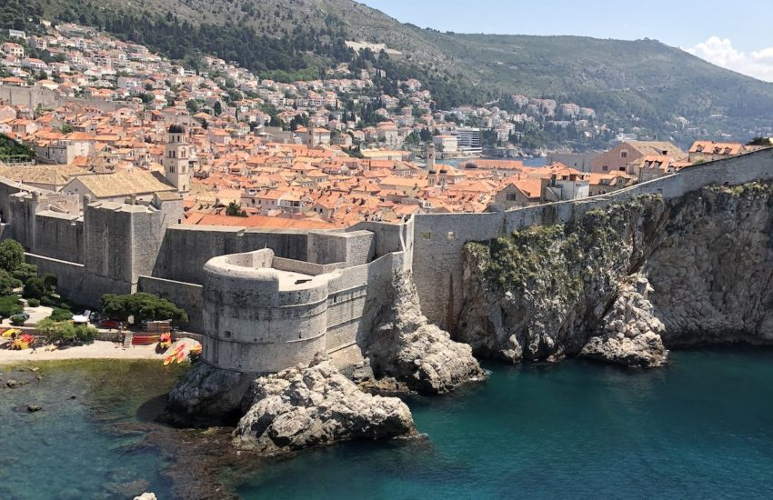 Dubrovnik, Croatia. Shot during our Game of Thrones tour