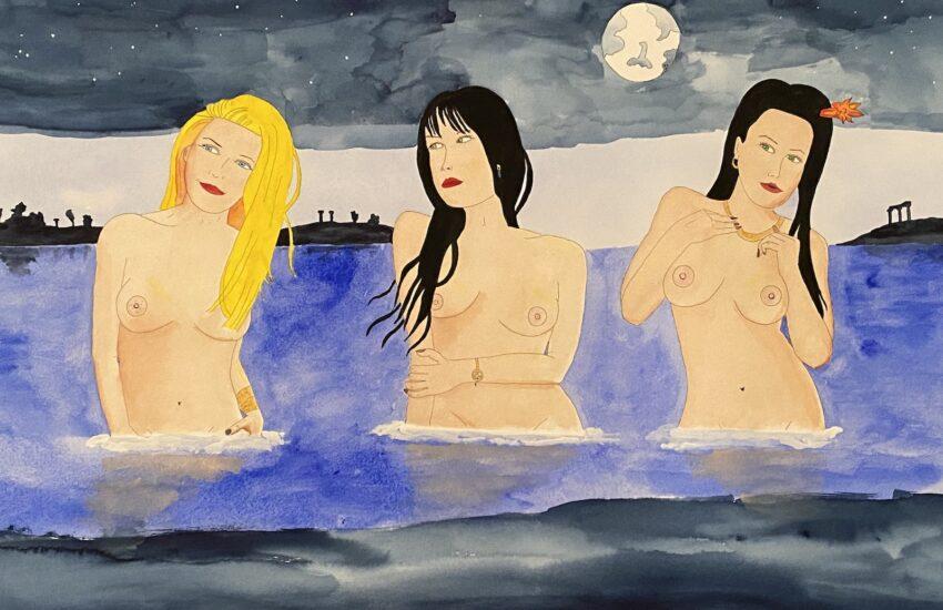Opium Tales - Three Muses